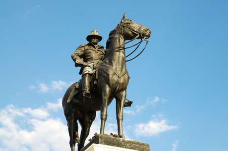 Equestrian Statue of General Ulysses Grant