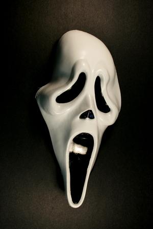 spooky  face photo