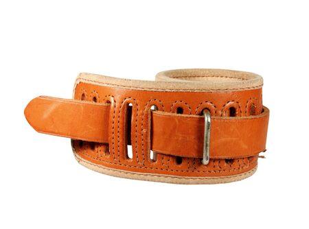 padded: padded wrist restraint Stock Photo