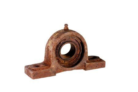 rusty vintage bearing