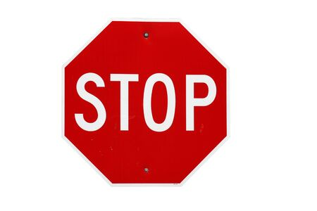 sign: stop sign