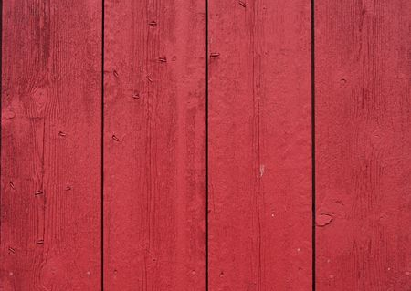 rustic: red painted barn boards make a rustic background