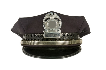 police hat