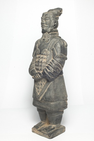 terra: Terra Cotta Warriors General