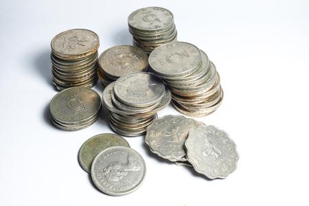 oude munten: Oude Muntstukken van Hong Kong