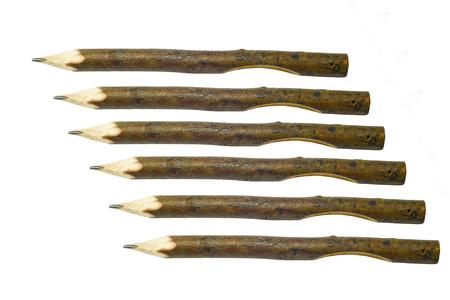 whittle: Branch Pencils