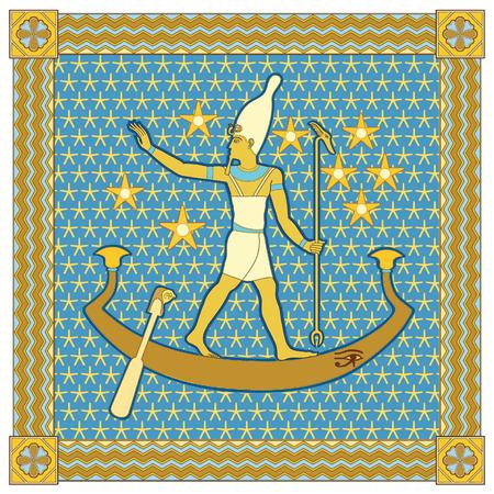 horus: Fara�n en el marco