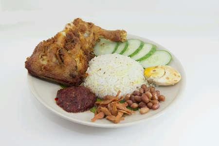 lemak: Malaysia nasi lemak