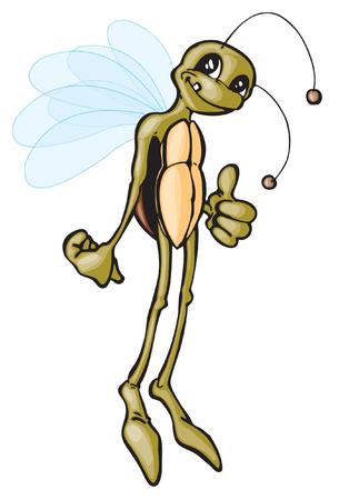 roach: Happy Bug