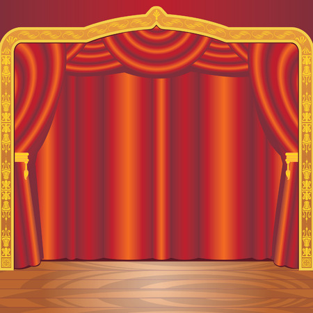 magnificence: Theater Stage