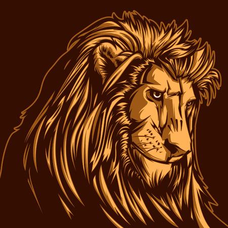Lion Banque d'images - 28512088