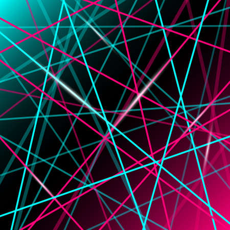 Colored modern background in the style of the social network. Digital background. Stream cover. Social media concept. Vector illustration.