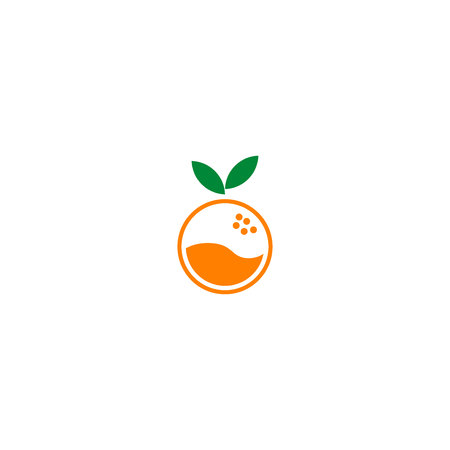 Orange Juice. High Quality design for your business.