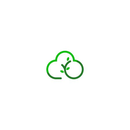 Cloud Tree. High quality design for your business