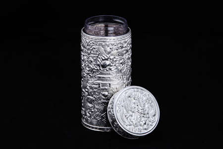 inherit: Sterling silver cup