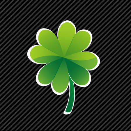 four leaved: Clover