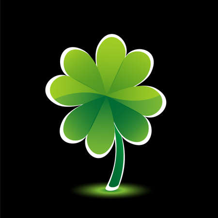 Clover Stock Vector - 6362321
