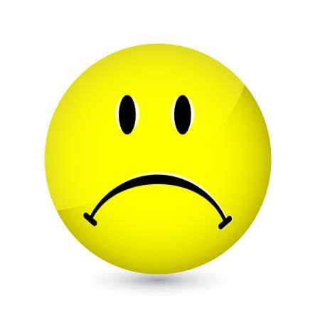 caras tristes: Smiley