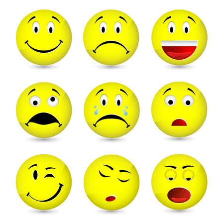 smiles Stock Vector - 8055921