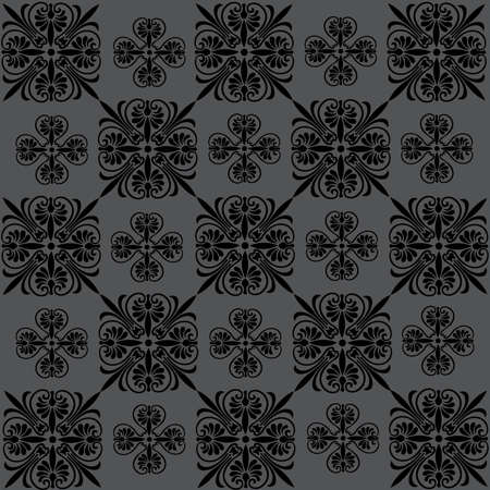 Seamless floral background,pattern Vector