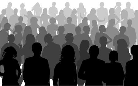 youngsters: silhouette person