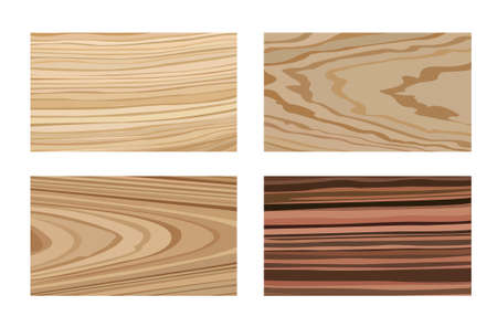 wooden background Stock Vector - 8050508