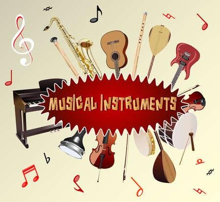 tambourine: Music instuments