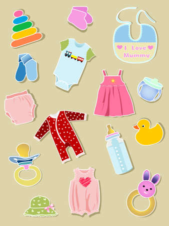 feed: Baby elements