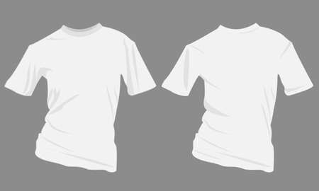 forehead: t-shirt, tshirt templates Illustration