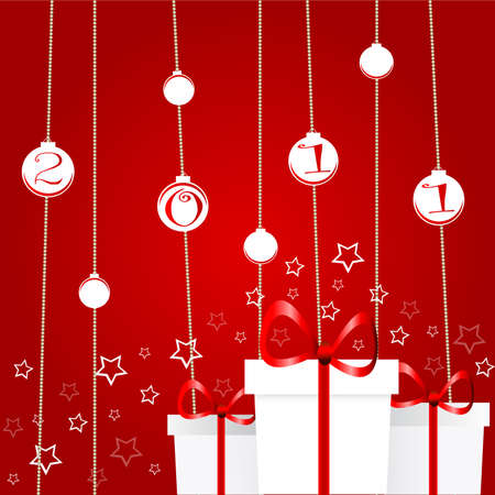 Christmas Stock Vector - 8149642