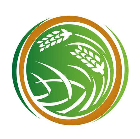 Wheat icon Stock Vector - 8915778
