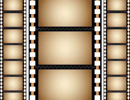 filmnegativ: Film-frame