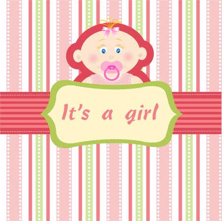 angel birthday: baby girl