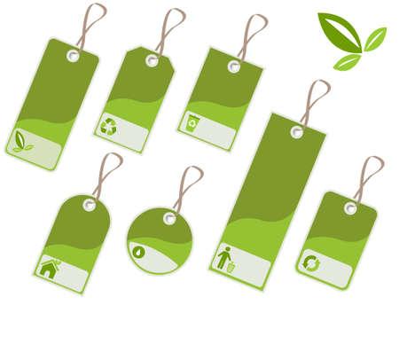 antipollution: etiquetas ambientales