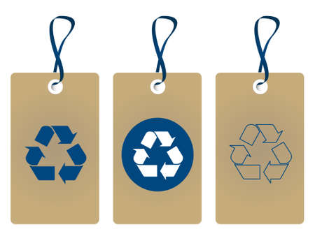 folio:  recycle tags
