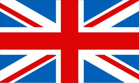 drapeau angleterre: frag UK Illustration
