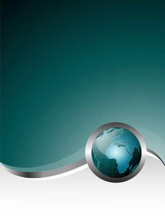 World background Stock Vector - 9489982