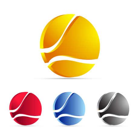 slogan: diseño de iconos de negocio Vectores