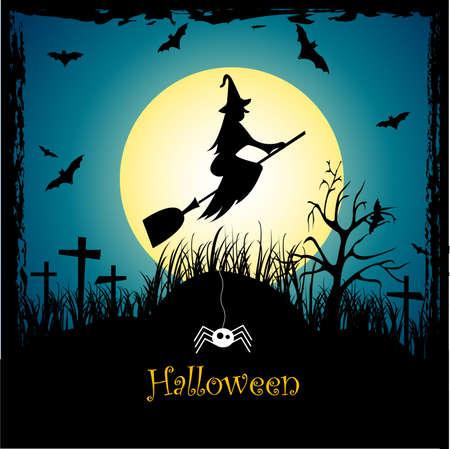 sillhouette: Halloween