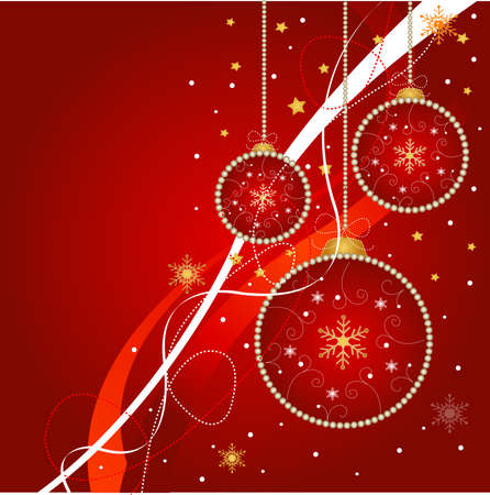 Christmas card Stock Vector - 10990750