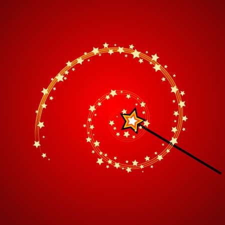 star wand: magic wand