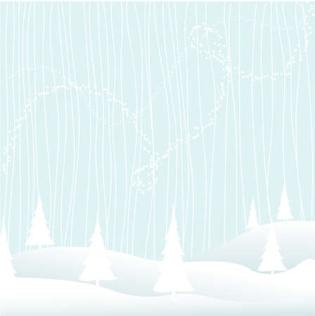 Merry Christmas - Winter Stock Vector - 11016241