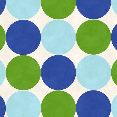 red polka dots: puntos de fondo polka Foto de archivo