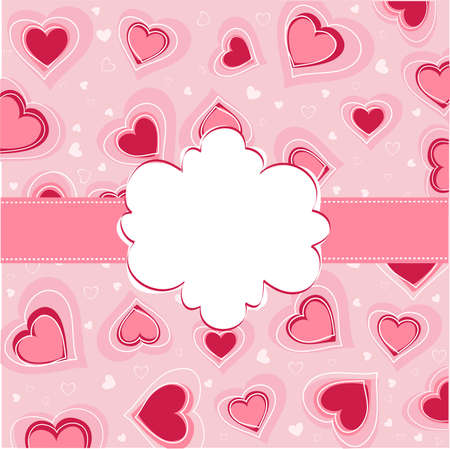 Valentines Day Stock Vector - 12480015