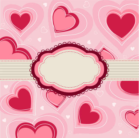 Valentines Day Stock Vector - 12480009
