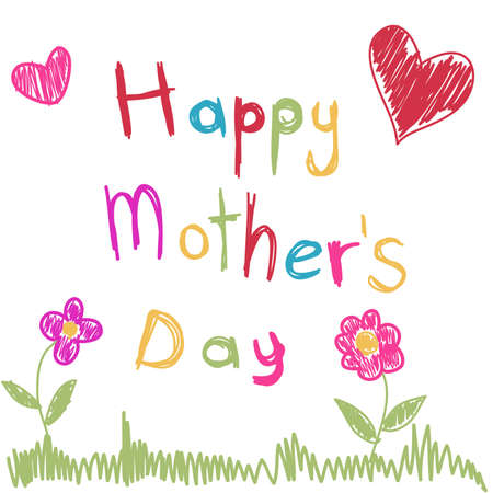 Mother s Day Vectores