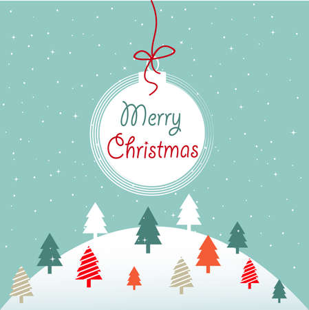 Merry Christmas Stock Vector - 16910825