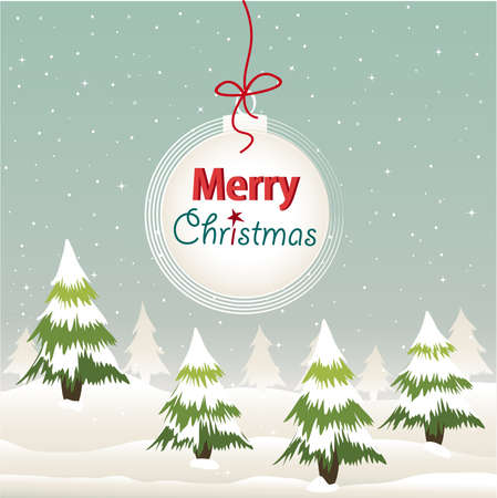 Merry Christmas Stock Vector - 16910829