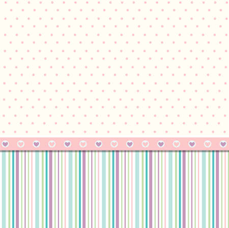 Nahtlose Muster, Tapeten Standard-Bild - 21813037