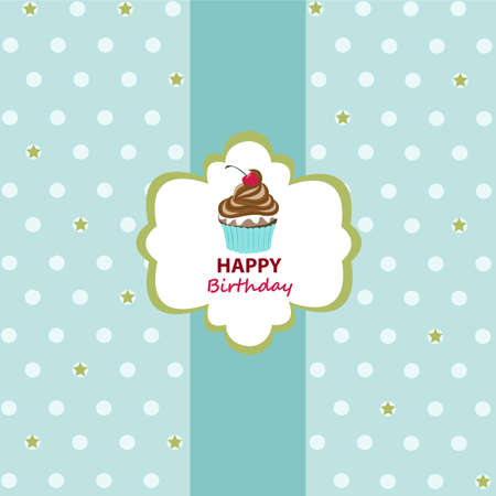 greeting cards: Happy birthday greeting card